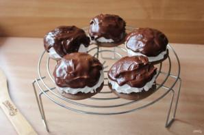 Печенье с зефиром - фото шаг 11