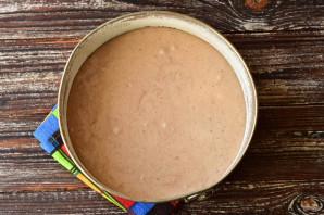 Шоколадный торт с апельсиновым кремом - фото шаг 5