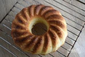 Лимонный кекс с глазурью - фото шаг 7