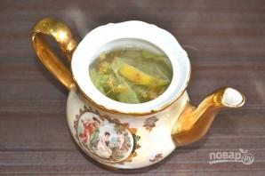 Липовый чай с медом - фото шаг 6