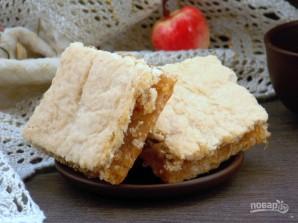 Постное печенье с яблочной прослойкой - фото шаг 9