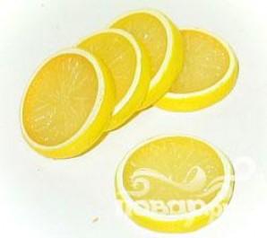"""Витаминный напиток """"Лимонный бархат"""" - фото шаг 1"""