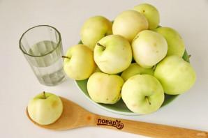 Яблочное пюре для грудничка на зиму - фото шаг 1