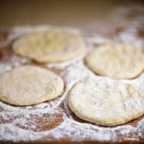 Пирожки с мясом и рисом - фото шаг 14
