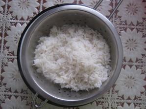 Котлеты с рисом в духовке - фото шаг 1