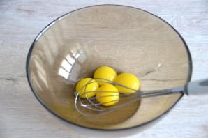 Лимонный торт с белковым кремом - фото шаг 9