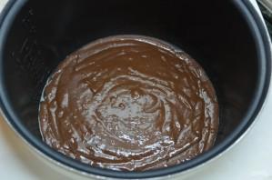 Быстрый шоколадный торт - фото шаг 5