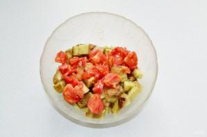 Овощи по-армянски на костре - фото шаг 8
