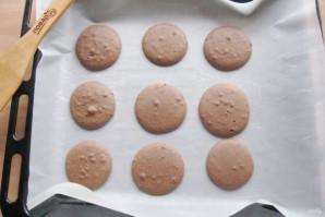 Печенье с зефиром - фото шаг 7