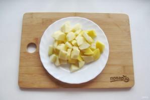 Гороховый суп с клецками - фото шаг 8