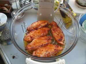 Стейк из свинины в аэрогриле - фото шаг 6