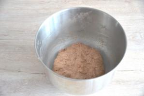 Льняной хлеб на закваске - фото шаг 7