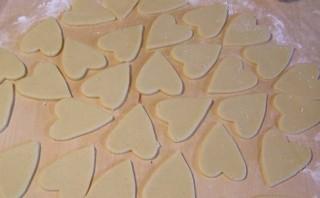Клубничный пирог из песочного теста - фото шаг 4