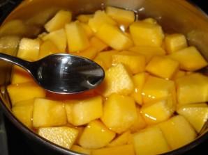 Компот из тыквы с апельсином на зиму - фото шаг 1