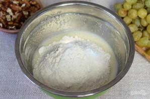 Кексы с орехами - фото шаг 4