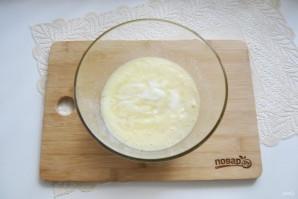 Кекс на кефире с вишней - фото шаг 6