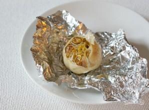 Запеченное с чесноком картофельное пюре - фото шаг 1