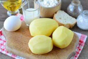 Картофельные шницели - фото шаг 1