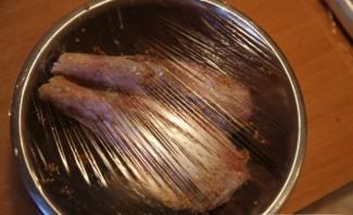 Голени индейки в духовке - фото шаг 4