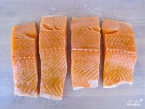 Рыба по-французски с картошкой - фото шаг 3