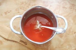 Цветная капуста в томатной заливке - фото шаг 5