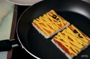 Сэндвичи на Хэллоуин - фото шаг 2