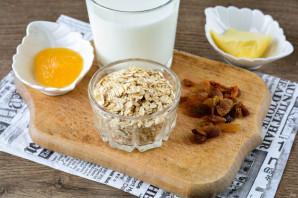 Каша на завтрак - фото шаг 1