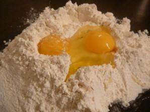 Равиоли с ветчиной и сыром - фото шаг 1