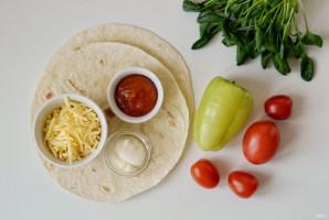 Тортилья с помидорами - фото шаг 1