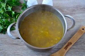 Суп пюре из гречки - фото шаг 7