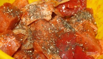 Шашлык из свинины по-армянски - фото шаг 3