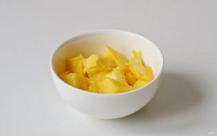 Острый соус из манго - фото шаг 3
