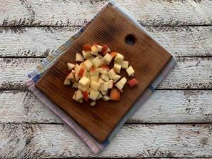 "Салат ""Огород"" на праздничный стол - фото шаг 5"