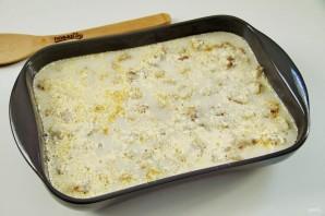 Минтай с рисом в духовке - фото шаг 10