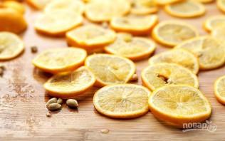 Лимонные цукаты - фото шаг 1