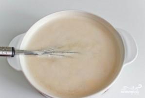 Творог из топленого молока - фото шаг 4
