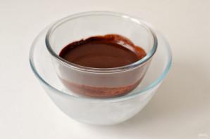 Постный шоколадный мусс - фото шаг 5