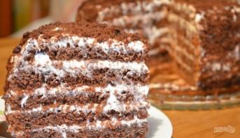 Простой и вкусный торт - фото шаг 6