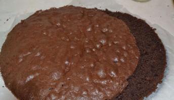 Торт черничный с йогуртом - фото шаг 1