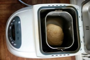 Белый хлеб в хлебопечке - фото шаг 6