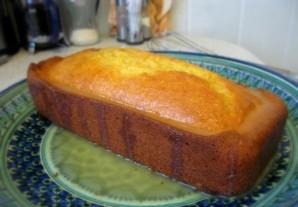 Cочный апельсиновый кекс - фото шаг 8