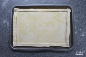 Лимонный пирог из слоеного теста - фото шаг 2