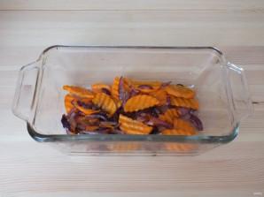 Гратен из овощей - фото шаг 5
