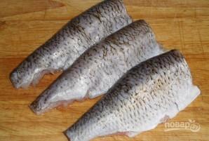 Котлеты из речной рыбы - фото шаг 1