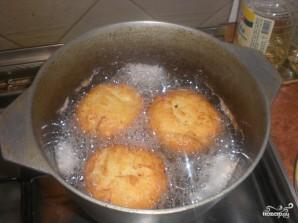 Пончики с маком - фото шаг 4