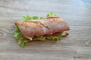 Греческий сэндвич - фото шаг 10