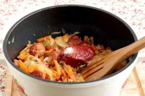 Суп с кислой капустой - фото шаг 7