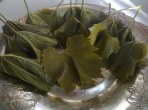 Голубцы из виноградных листьев - фото шаг 4