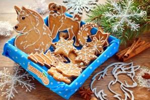 Пряное новогоднее печенье - фото шаг 9