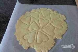 Соленое печенье с майонезом - фото шаг 4